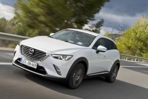 Mazda CX-3 ab 17 990 Euro bestellbar. © spothits/Auto-Medienportal.Net/Mazda