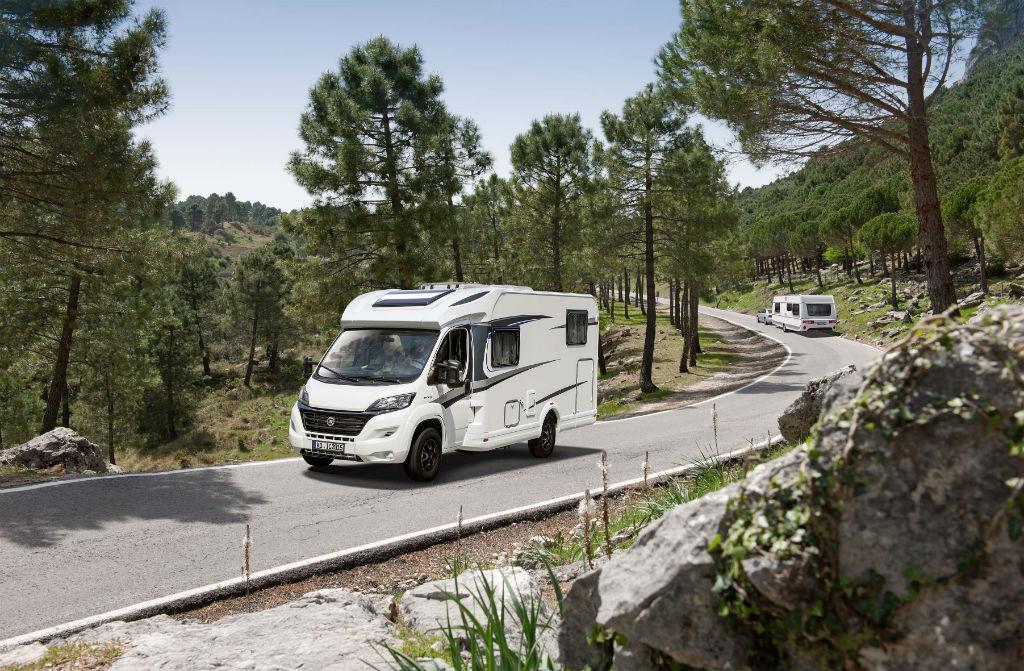 InterCaravaning: Tipps für Saisonstart mit Caravan und Reisemobil. © spothits/InterCaravaning