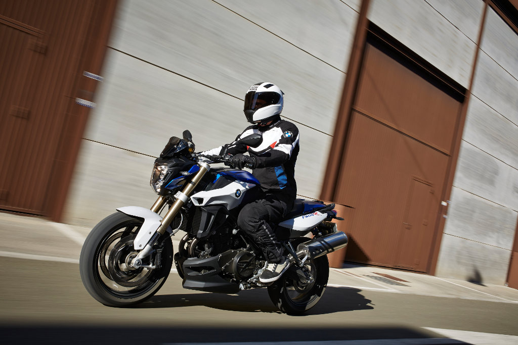 BMW Motorrad startet Führerscheinaktion 2015. © BMW Motorrad/spothits