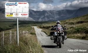 eXTreme Ride 2015: Challange für Yamaha XT-Maschinen. © spothits/Erik Peters