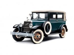 1925 markierte der luxuriöse Laurin & Klement – Škoda Typ 110 Phaeton eine neue Ära: Im selben Jahr schlossen sich L&K und Škoda zusammen. © spothits/Skoda