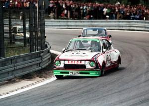 Mit dem legendären 130 RS eroberte Škoda zahlreiche Renn- und Rallye-Siege. In diesem Jahr feiert der Kompaktsportler seinen 40. Geburtstag. © spothits/Skoda