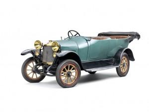 Der von 1911 bis 1925 gebaute L&K Typ S war einer der ersten Bestseller aus Mladá Boleslav. © spothits/Skoda
