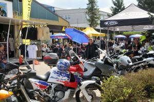 Touratech startet Motorradsaison. © spothits/Touratech
