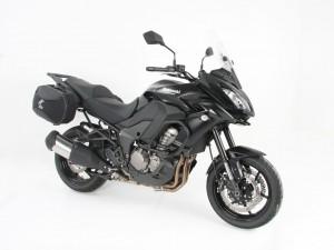Hepco & Becker bringt Gepäcksystem für Kawasaki Versys 1000. © spothits/Hepco & Becker
