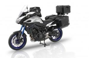 Hepco & Becker: Gepäcksystem für Yamaha MT-09 Tracer. © spothits/Hepco & Becker