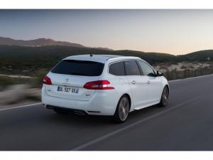 Peugeot 308 SW. © spothits/Peugeot