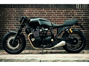 Yamaha Yard Built XJR1300 Skullmonkee. © spothits/Yamaha
