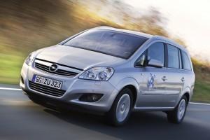 Opel bietet umfangreiche Autogas- und Erdgas-Flotte. © spothits/Auto-Medienportal.Net/Opel