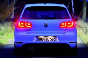 Viele Autofahrer empfinden LED-Heckleuchten als störend. © spothits/Auto-Medienportal.Net/Volkswagen