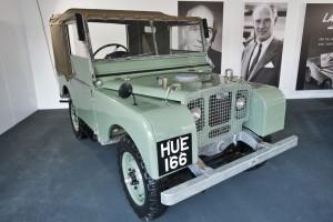 """Letzter """"Geburtstag"""" des Land Rover Defender: Rente mit 67. © spothits/Auto-Medienportal.Net/Land Rover"""