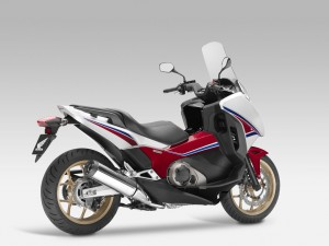 Honda gibt vier Jahre Garantie auf Mittelklasse-Motorräder. © spothits/Auto-Medienportal.Net/Honda