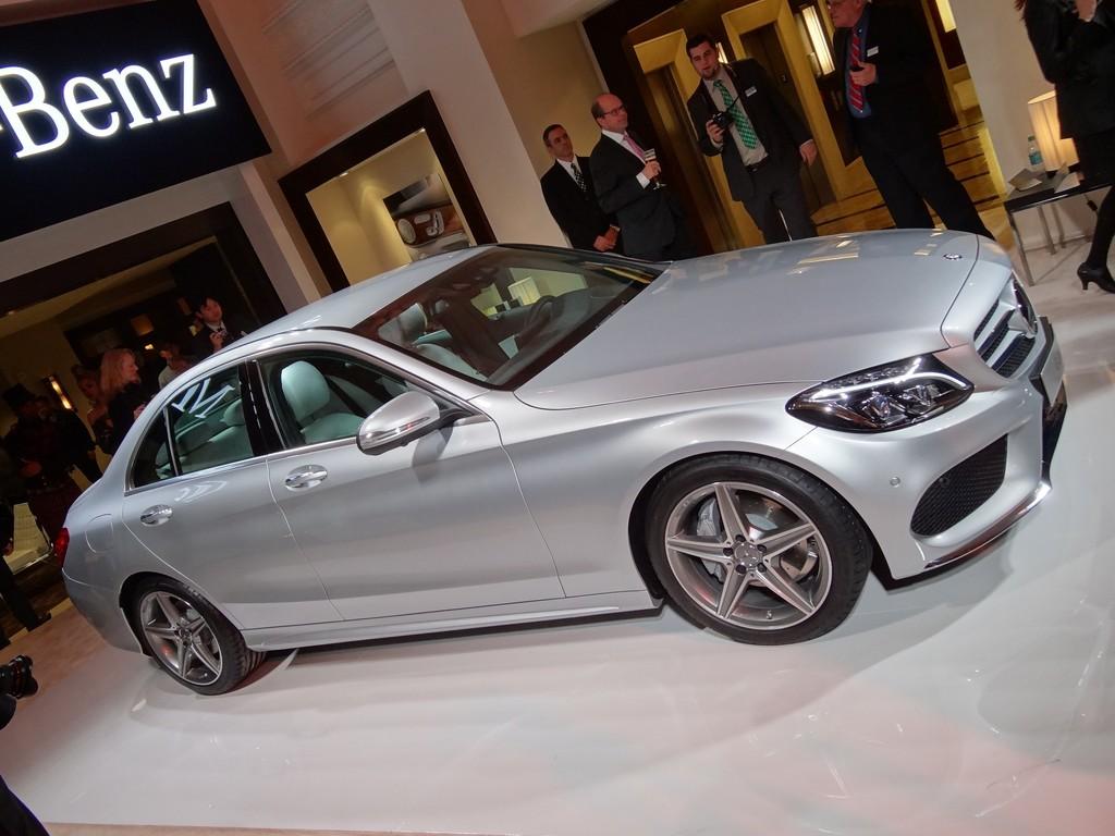 Mercedes-Benz C-Klasse. © spothits/Auto-Medienportal.Net