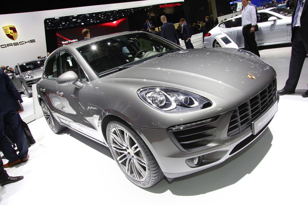 Porsche-Absatz 2015 schon 32 Prozent über Vorjahr. © spothis/Auto-Medienportal.Net/Manfred Zimmermann