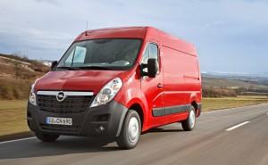 "Opel Movano ist ""Green Van 2015"". © spothits/Auto-Medienportal.Net/Opel"