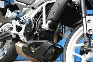 Hyosung GD 250i: Mehr als nur ein Designerstück. © spotihits/Auto-Medienportal.Net