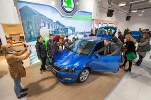 Kleinwagen sind die neuen Kompakten. © spothits/Auto-Medienportal.Net/Skoda