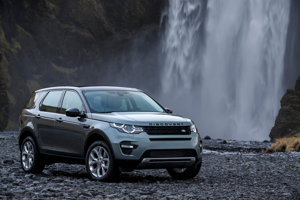 Land Rover Discovery Sport mit neuem Dieselmotor. © spothits/Auto-Medienportal.Net/Land Rover
