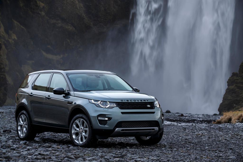 Land Rover Discovery Sport mit neuem Dieselmotor. © spothits/Auto-Medienportal.Net/Land Rover