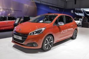 Überarbeiteter Peugeot 208 bestellbar. © spothits/Auto-Medienportal.Net/Manfred Zimmermann