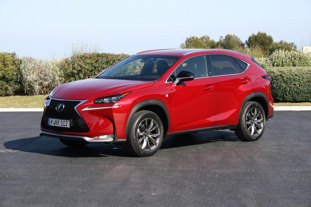 Toyota und Lexus arbeiten am SUV-Angebot. © spothits/Auto-Medienportal.Net