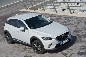 Mazda mit fliegendem Start ins Jahr 2015. © spothits/Auto-Medienportal.Net/Mazda