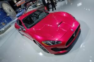 New York 2015: Aston Martin Vulcan bringt viel Power. © spothits/Auto-Medienportal.Net/Manfred Zimmermann