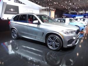 New York 2015: BMW X5 kann jetzt auch Hybrid. © spothits/Auto-Medienportal.Net