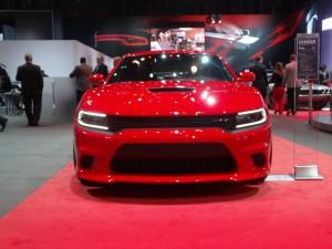 New York: 2015: Dodge Challenger wird aufgefrischt. © spothits/Auto-Medienportal.Net