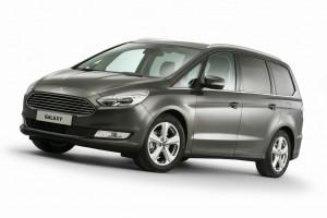 Ford Galaxy: Neuer Van mit sieben Sitzen. © spothits/Auto-Medienportal.Net/Ford