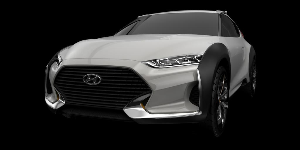 Hyundai Enduro CUV Concept. © spothits/Auto-Medienportal.Net/Hyundai