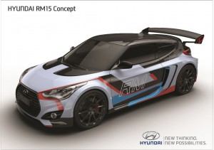 Hyundai RM15 Concept. © spothits/Auto-Medienportal.Net/Hyundai