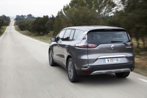Renault Espace: Kreuzer in der großen Klasse.© spothits/Auto-Medienportal.Net/Renault