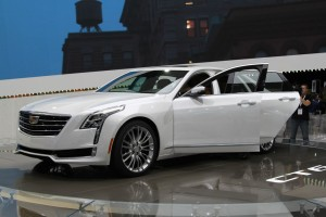 Cadillac CT6. © spothits/Auto-Medienportal.Net/Meiners
