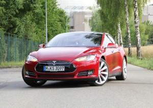 Tesla Model S. © spothits/Auto-Medienportal.Net/Meiners