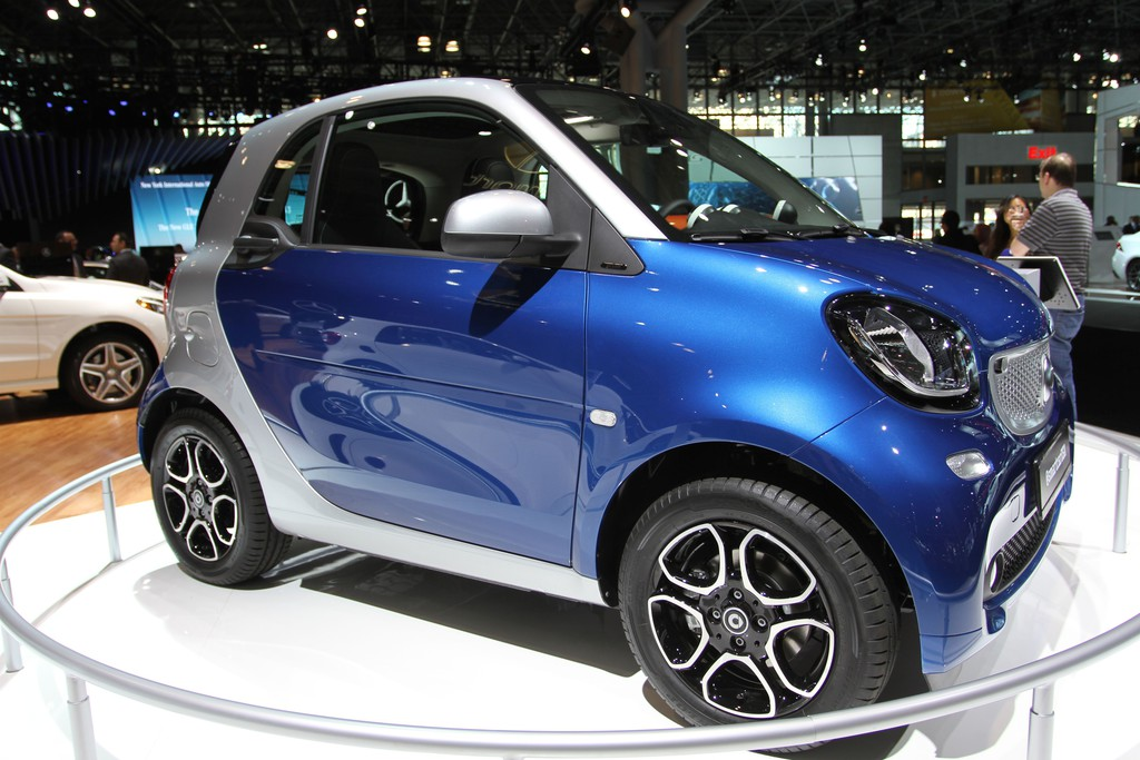 Shanghai 2015: In China rollen schon 70 000 Smart. © spozhits/Auto-Medienportal.Net