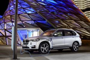 BMW X5 xDrive40e. © spothits/Auto-Medienportal.Net/BMW