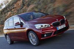 BMW 2er Gran Tourer. © spothits/Auto-Medienportal.Net/BMW