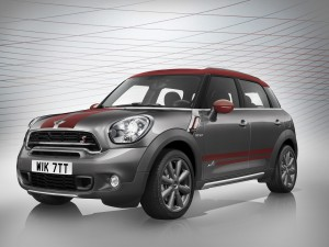 Mini Countryman Park Lane. © spothits/Auto-Medienportal.Net/BMW