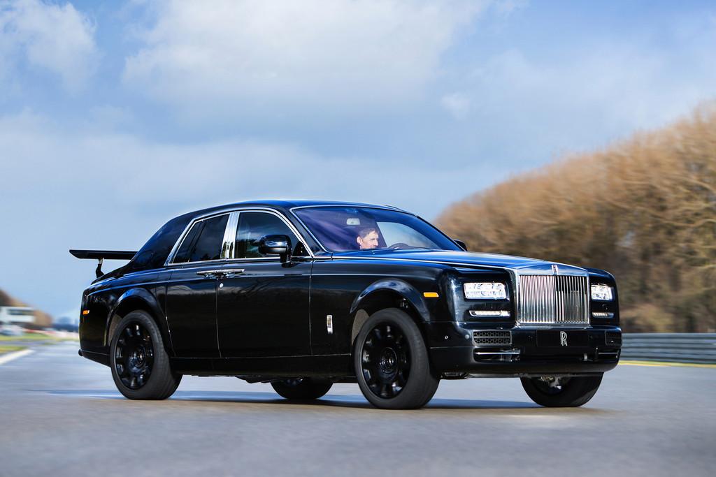Rolls-Royce beginnt Project Cullinan. © spothits/Auto-Medienportal.Net/Rolls-Royce