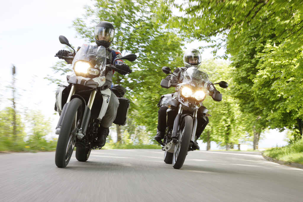 Start in die Motorradsaison. © spothits/Auto-Medienportal.Net/ADAC