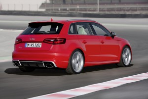 Audi RS 3 Sportback: Wer sucht schon Alltagstauglichkeit? © spothits/Auto-Medienportal.Net/Audi