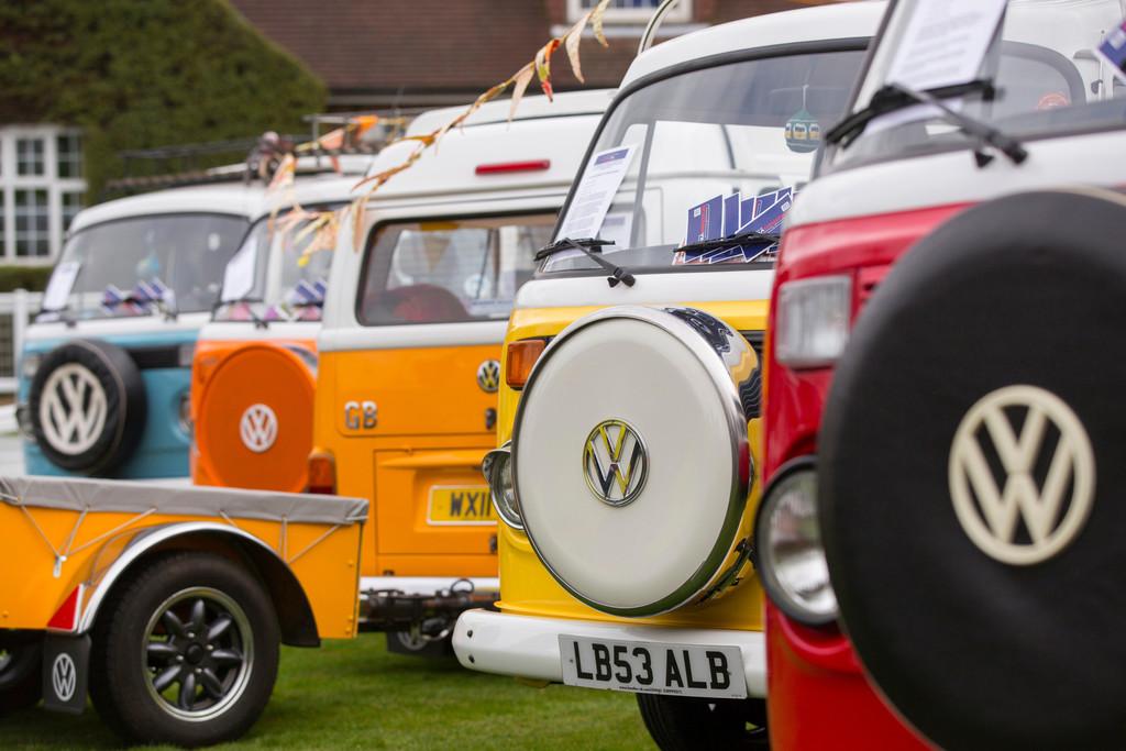 """""""Vee Double-U"""" als Kult. © spothits/Auto-Medienportal.Net/Volkswagen"""