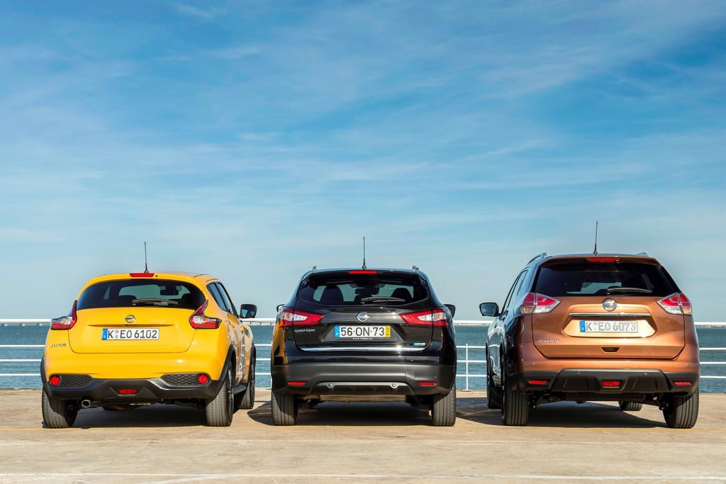 Nissan meldet Rekorde fürs Europageschäft. © spothits/Auto-Medienportal/Nissan