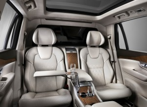Shanghai 2015: Volvo XC90 Excellence – Reisen erster Klasse. © spothits/Auto-Medienportal.Net/Volvo