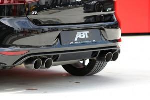ABT Sportsline: 100 Extra-PS für den Golf R. © spothits/Auto-Medienportal.Net/Abt