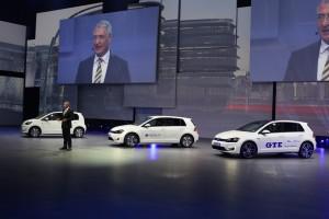 Shanghai 2015: Volkswagens Rundumschlag. © spothits/Auto-Medienportal.Net/Manfred Zimmermann