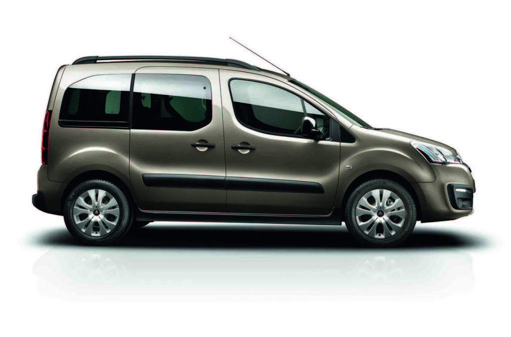 Citroën Berlingo Multispace ab 17 600 Euro. © spothits/Auto-Medienportal.Net/Citroen