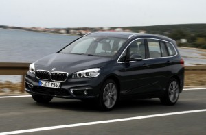 Pressepräsentation BMW 2er Gran Tourer: Konkurrenzlos. © spothits/Auto-Medienportal.Net/Busse
