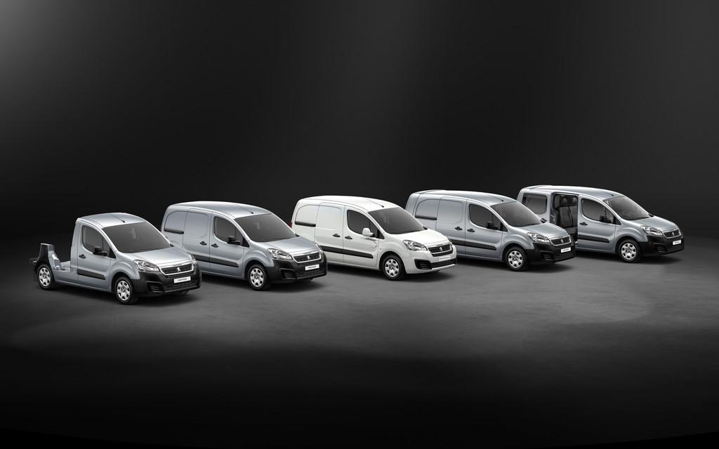 Modellgepflegter Peugeot Partner startet bei 14 350 Euro. © spothits/Auto-Medienportal.Net/Peugeot